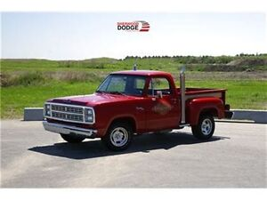1979 Dodge Ram 1500 Lil Red Express