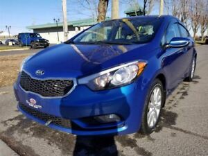 2014 Kia Forte LX+ - CERTIFIÉ - AUTOMATIQUE - HITCH!!