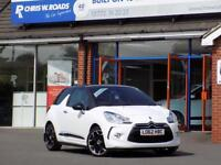 CITROEN DS3 1.6 E-HDi DSTYLE PLUS 3dr ** Low Miles + ZERO Road Tax ** (white) 2013