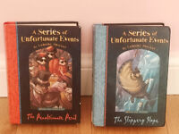 Books - Lemony Snicket: A Series of Unfortunate Events
