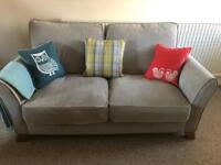Grey Sofa - like new!