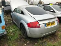 Audi Tt In Essex Car Replacement Parts For Sale Gumtree