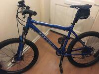 Men's Carrera bike £225 bargain