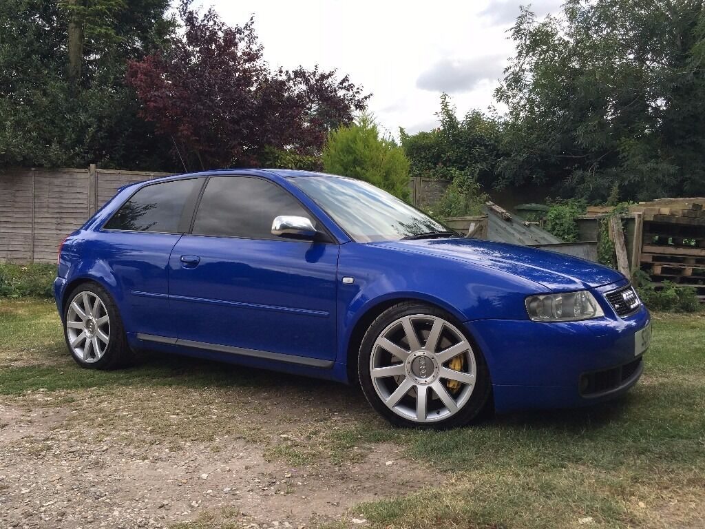 audi s3 8l nogaro blue 2001 in amersham buckinghamshire gumtree. Black Bedroom Furniture Sets. Home Design Ideas