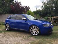 Audi S3 8l Nogaro Blue 2001