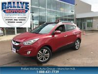 2015 Hyundai Tucson Limited - ONLY $199 BI-WEEKLY!