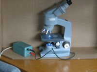 American Optical Model 50 Laboratory Microscope for business or hobby.