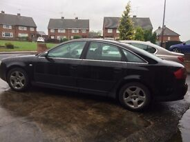 Audi A6 Saloon 1.9 TDI SE 5dr / 2 ORIGINAL KEYS / Full Service History / £1595