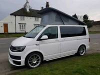 VW T6 Transporter Camper Van Magazine featured Conversion 65 plate NO VAT New Shape Sportline