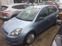 Ford Fiesta 1.2 climate 2006 only 75000 miles facelift