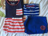15 piece bundle of clothes age 9-10 yrs