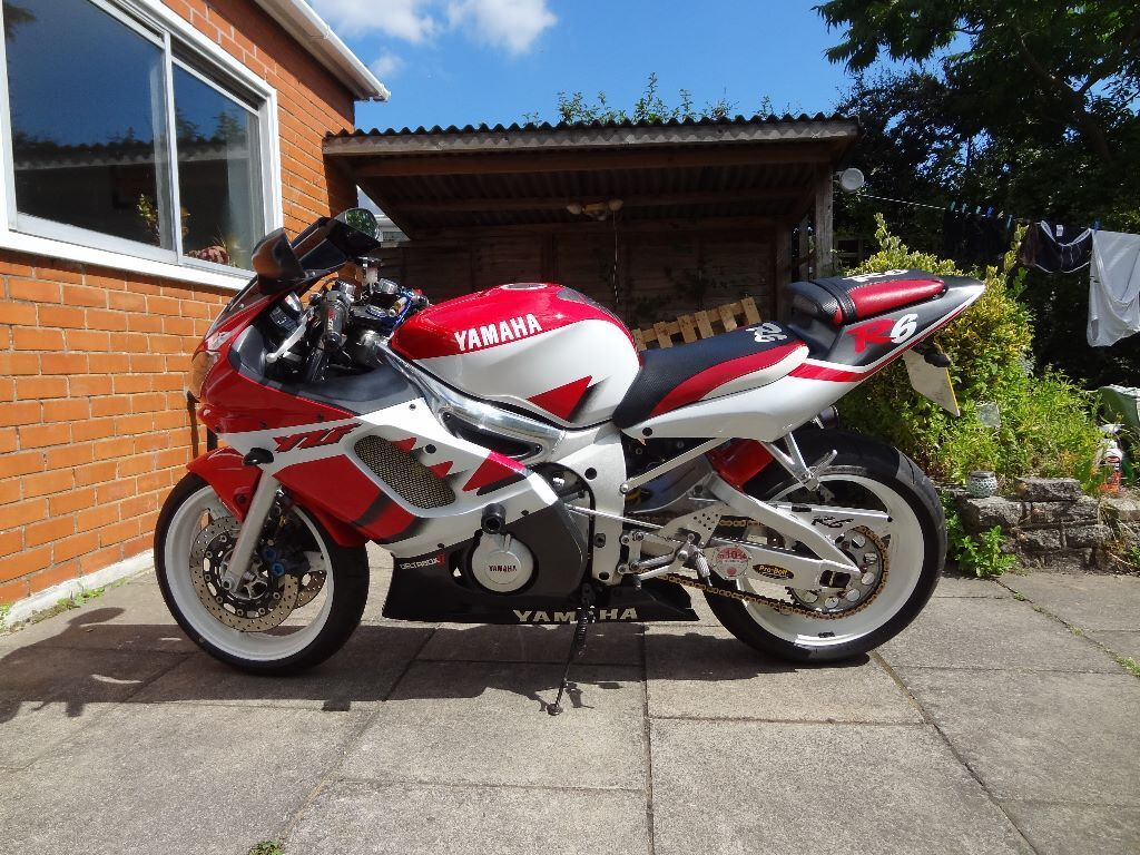 yamaha r6 for sale in bournemouth dorset gumtree