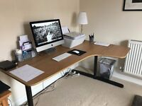 Ikea Desk / workstation. Condition as new