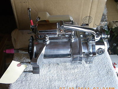 5 speed in a 4 speed trans case w/ Kick Starter for HARLEY 1970 - 1984 . ON SALE