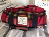 Jack Wills travel bag