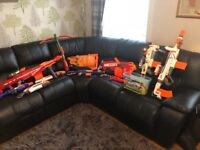 Selection of nerf guns over £400 worth