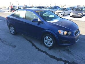 2013 Chevrolet Sonic LS Manual BLUETOOTH