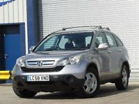 2008 HONDA CRV- DIESEL- FULL SERVICE HISTORY- EXCELLENT CONDITION- WARRANTY AND FINANCE AVAILABLE