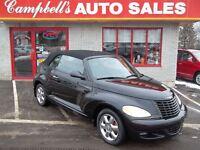 2005 Chrysler PT Cruiser TOURING BLACK ON BLACK!! ONLY 09000KM'S