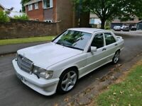 Mercedes Benz 190E 2.6 Sportline COSWORTH Automatic VERY RARE 190 e