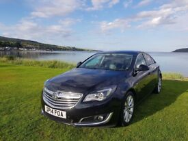 Vauxhall Insignia 2014 elite