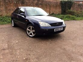 Ford Mondeo 2.0 LX Automatic - Comes With New Mot - Lots Of History