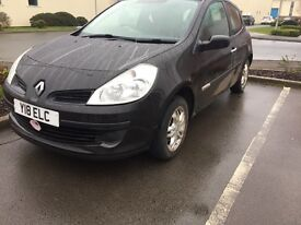 Renault Clio Mark 3 Limited Edition Rip Curl 1.2