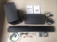 BOSE Lifestyle 135 Home Entertainment System.