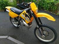 KTM 250 EXC ROAD LEGAL ENDURO 1997