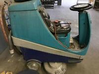 Wetrok Floor Scrubber Dryer Machine
