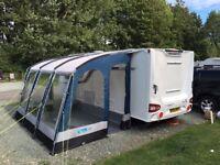 Kampa caravan awning