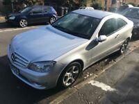 Mercedes Benz CLC 180 - Petrol - Manual