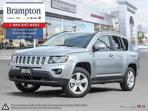 2016 Jeep Compass NORTH 4X4 | COMPANY DEMO | ONLY 700 KMS |