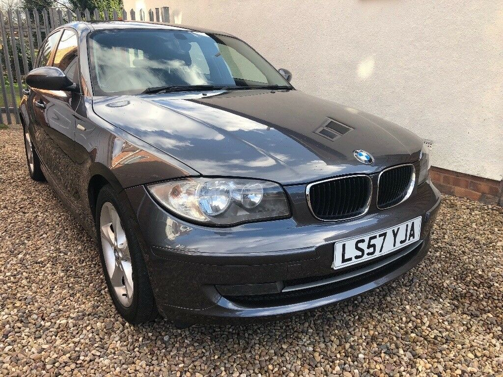 2008 BMW 1 SERIES 118D DIESEL 2.0 SE 5 DOOR + FULL SERVICE HISTORY + ...