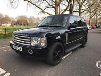 Range Rover Vogue TD6 Auto 3.0 diesel FULLY LOADED!! HEATED STEERING WHEEL, FRONT AND REAR SEATS!!