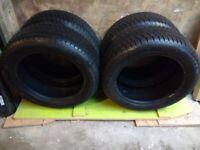 Winter tyres- 215/55 R 17 XL 98 V General Altimax 3