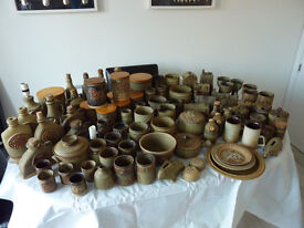 TREMAR Vintage Cornish Studio Pottery collection - at least 89 items!