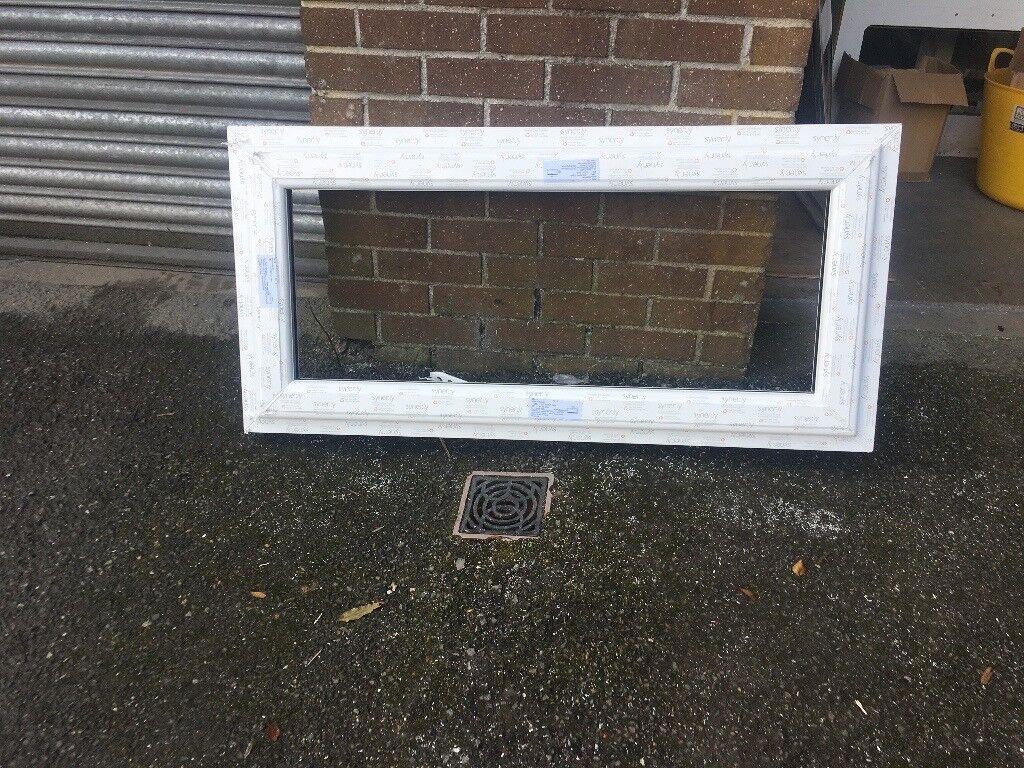 Upvc brand new window.