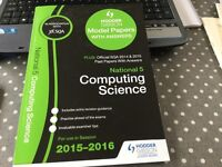 SQA National 5 Computing Science Past Papers