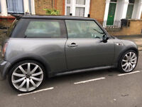 Mini Cooper S Supercharged 190 BHP