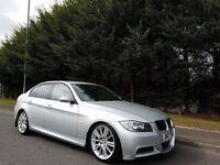 MARCH 2007 BMW 320 DIESEL M-SPORT 6SPEED GREAT LOOKING CAR GREAT SPEC!