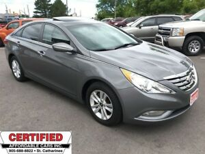 2013 Hyundai Sonata GLS ** SUNROOF, HTD SEATS, BLUETOOTH **