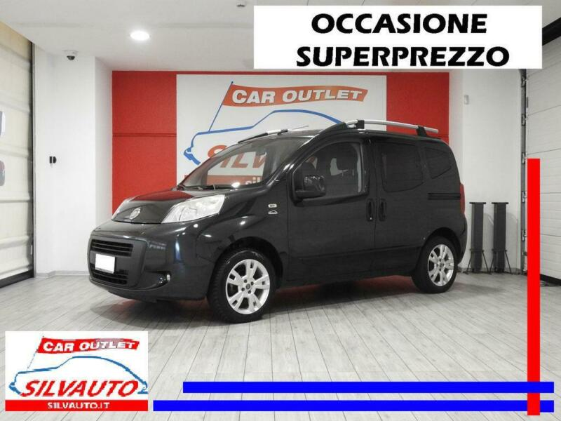 Fiat Qubo 1.4 Natural Power Dynamic