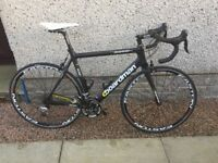 Boardman team carbon 2012 road bike
