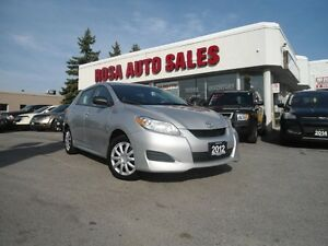 2012 Toyota Matrix 4dr Wgn Auto FWD 4 NEW TIRES NO ACCIDENT POWE