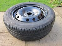 TYRE 205 55 R16 BRAND NEW MICHELIN WITH INSERT £40