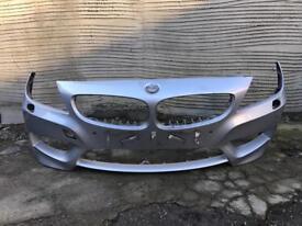 BMW Z4 E89 M Sport 2011 2012 2013 2014 2015 Genuine front bumper for sale