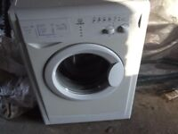 Indesit washing machine free to collect