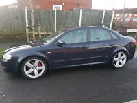 Audi A4 1.8 Turbo 163 ltd Edition 2004