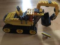 LEGO City Digger 7248